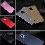 Case Cover For Samsung Galaxy NOTE4 MOTOMO Shell metal