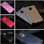 Case Cover For Samsung Galaxy NOTE4 MOTOMO Shell metal
