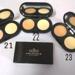 คอนซีลเลอร์ ODBO Creamy Concealer Kit