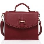 กระเป๋าแฟชั่น Axixi รหัสสินค้า AX187 สี แดง