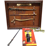 Harry Potter Tri Wizard wand collection