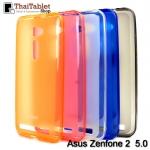 TPU ครอบหลัง Asus ZenFone 2 5.0 นิ้ว ZE500CL
