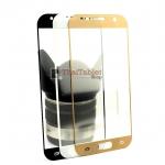 - ฟิล์มกระจกนิรภัย Samsung Galaxy S7 แบบเต็มจอ