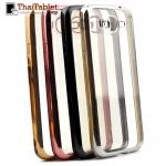 TPU ครอบหลังขอบสี Samsung Galaxy Mega 5.8 i9150