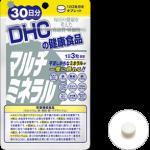 DHC Multi-mineral 30 days (iron, zinc, magnesium)