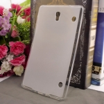 "Case Samsung Galaxy Tab S 8.4"" รุ่นซิลิโคน Silicone TPU ขาว"