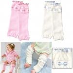 ปลอกขา ถุงขา เด็กเล็ก ใส่กันหนาว หรือรองคลาน กันเข่าล้มเวลาล้ม (0-3 ปี)