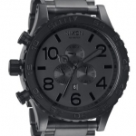 นาฬิกา Nixon 51-30 Chrono - Men's ( Matte Black/Matte Gunmetal )