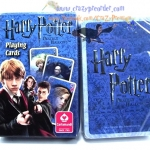Harry potter Playing card