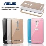 """ฺ๊Ultra Aluminum Bumper Frame for Asus ZenFone 2 Laser 5.5"""" ZE550KL"""