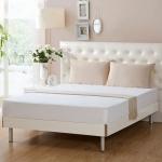 ผ้ารองที่นอนกันฉี่ Bamboo Fiber เคลือบ TPU กันน้ำ 100% รุ่นเต็มเตียง