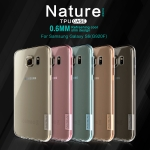 Nillkin Nature Slim Clear TPU Case Cover for Samsung Galaxy S6