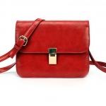กระเป๋าแฟชั่น Maomaobag รหัสสินค้า MA02 สี แดง