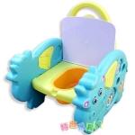 กระโถนเด็กฝึกขับถ่ายมีเสียงดนตรี (เก้าอี้สารพัดประโยชน์)