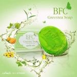 สบู่ชาเขียว BFC Greentea Soap