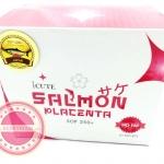 Icute salmon placenta sop 250++ราคาส่ง xxx ไอคิ้วแซลมอน 30 ซอง ส่งฟรี EMS
