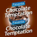 Pasante Chocolate Temptation Condoms:ถุงยางอนามัยยี่ห้อ Pasante กลิ่น ช็อคโกแลต