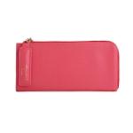 [ พร้อมส่ง ]] - กระเป๋าสตางค์แฟชั่น สีชมพูเข้ม ซิปรอบปิดตัว L ใบยาว ดีไซน์สวยคลาสสิค ช่องเยอะ งานสวย น่าใช้มากๆค่ะ