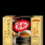 Kit Kat mini รส Ito Kyuemon Hojicha 12 sheets