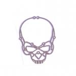 Sticker intel Skull