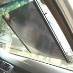 ม่านกันแดดดูดกระจก ขนาด 50X125cm