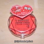 Canmake - Cream Cheek #No.05 Sweet Apricot