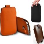 Pull UP Leather Bag ตัดพอดี ตรงรุ่น สำหรับ iPhone 6 Plus / 6s Plus /7Plus