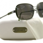 แว่นตา CHLOE SUNGLASSES 2143 GREEN C02