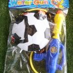เป้ฉีดน้ำลูกฟุตบอล
