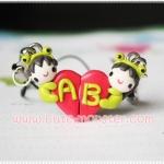 A&B couple [frog]