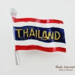 แม่เหล็กติดตู้เย็น ลวดลายและรูปทรงธงชาติไทย