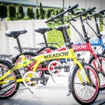 จักรยานพับได้ MEADOW รุ่น MOVE SMART 20 รุ่นปี 2016 ใหม่ล่าสุ