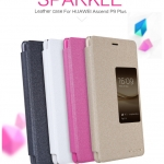 เคส Huawei Ascend P9 Plus Leather Case Sparkle NILLKIN แท้!!