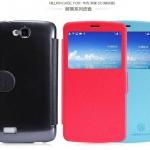 เคสมือถือ Huawei HONOR 3C Lite Leather Case NILLKIN แท้ !!