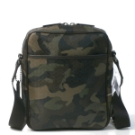 กระเป๋าผู้ชาย COACH  HERITAGE SIGNATURE EMBOSSED FLIGHT  BAG CAMO F70848