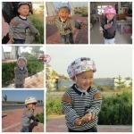 หมวกกันกระแทกเด็ก หมวกนวมป้องกันศีรษะเด็ก