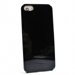 Jzz Jet Black Series For iPhone 5 / 5S /SE สีดำ