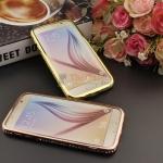 Diamon Aluminium Bumper For Samsung Galaxy S6