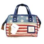 [ พร้อมส่ง ] - กระเป๋าแฟชั่น กระเป๋าถือ&สะพาย สีลายธงชาติสุดฮิต ไซส์กลางๆ ดีไซน์แบรนด์ anello สุดฮิต มีสายสะพายยาวปรับระดับได้ค่ะ
