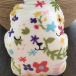 หมอนผ้าห่ม Craftholic ลายดอกไม้ญี่ปุ่น