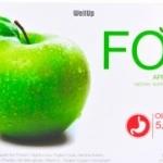 ฟอสดีท๊อกซ์รสแอปเปิ้ล  ช่วยลดความอ้วน ทานได้ชาย-หญิง