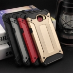 Rugged Hybrid Dual Layer Armor Case Cover For For Samsung Galaxy A8