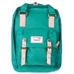 [ พร้อมส่ง ] - กระเป๋าเป้ Doughnut Macaroon Hong Kong canvas backpack #MINT