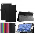 """เคส Lenovo Tab3 8"""" 850F รุ่น PU Leather Case"""