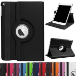 360° Rotating PU Leather Folio Case Cover Stand for Apple iPad Air 2