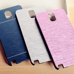 Case Cover For Samsung Galaxy NOTE3 MOTOMO Shell metal