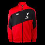 เสื้อเทรนนิ่งลิเวอร์พูลของแท้ 2015-2016 เสื้อลิเวอร์พูล Mens Red Player Walk Out Jacket 15/16