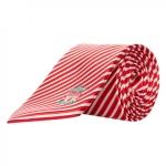 เนคไทลิเวอร์พูลของแท้ Liverpool FC Red and White Striped Tie