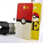 เคส TPU ลายการ์ตูน Pokemon For Samsung Galaxy A9 Pro