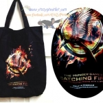 The Hunger Game bag - กระเป๋าผ้า